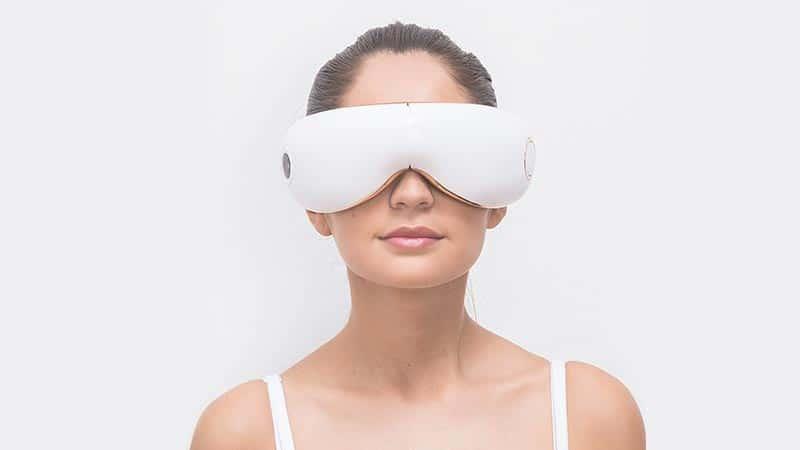 Augenmassagegeräte gegen Augenringe