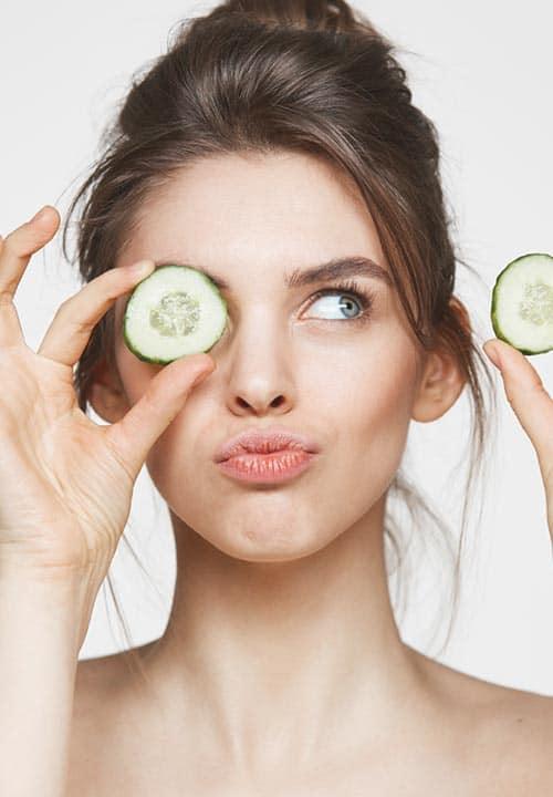 Welcher Vitamin-Mangel besteht bei Augenringen?