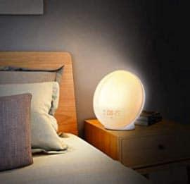 Lichtwecker für erholteres Aufwachen