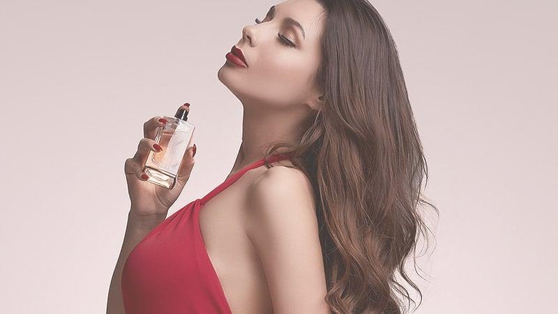 Weibliche Luxus Parfums