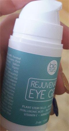 Bioniva Anti Hautalterungs Augencreme im Test