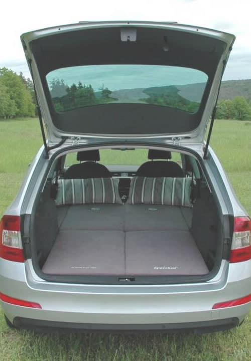 Die besten klappbaren Matratzen fürs Auto in allen Größen