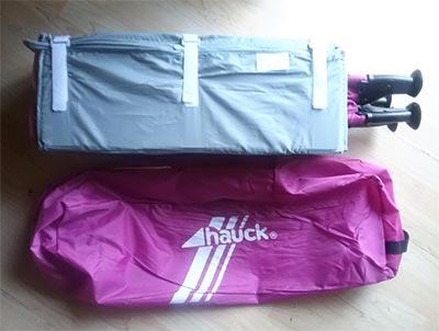 Kinder Reisebett Tasche