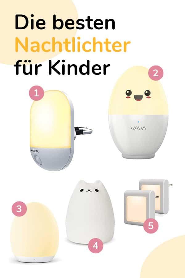 Nachtlichter für Kinder