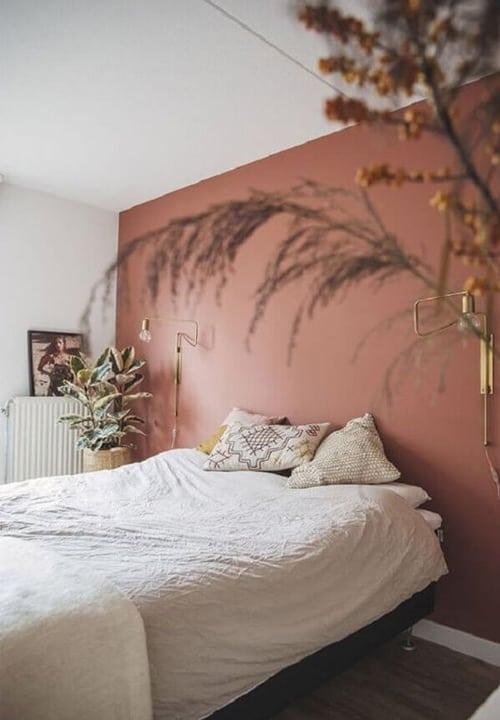 Schlafzimmer mediterran einrichten (Wandfarbe & Möbel)