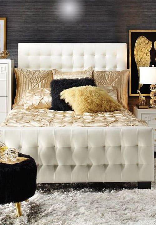 Luxus Schlafzimmer einrichten (Möbel & Inspiration)