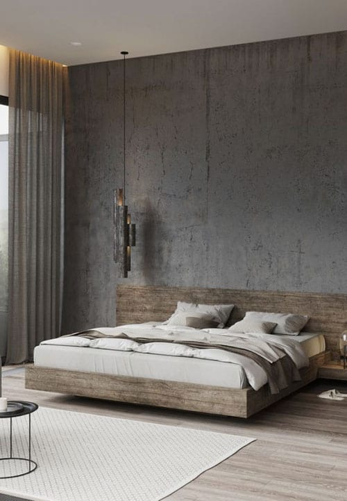 Schlafzimmer minimalistisch einrichten (Ideen & Inspiration)