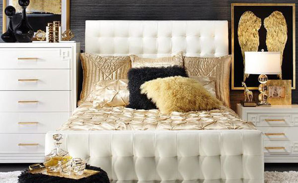 Schlafzimmer luxuriös einrichten