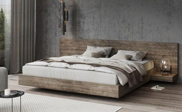 Schlafzimmer minimalistisches einrichten
