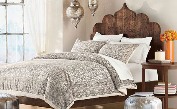 Schlaftzimmer orientalisch einrichten